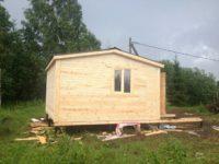 домик усадьба