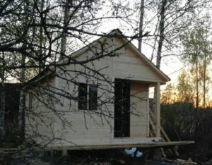 Дачный дом под ключ