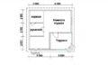 Баня 6х6 схема