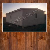 дом и 4х бытовок
